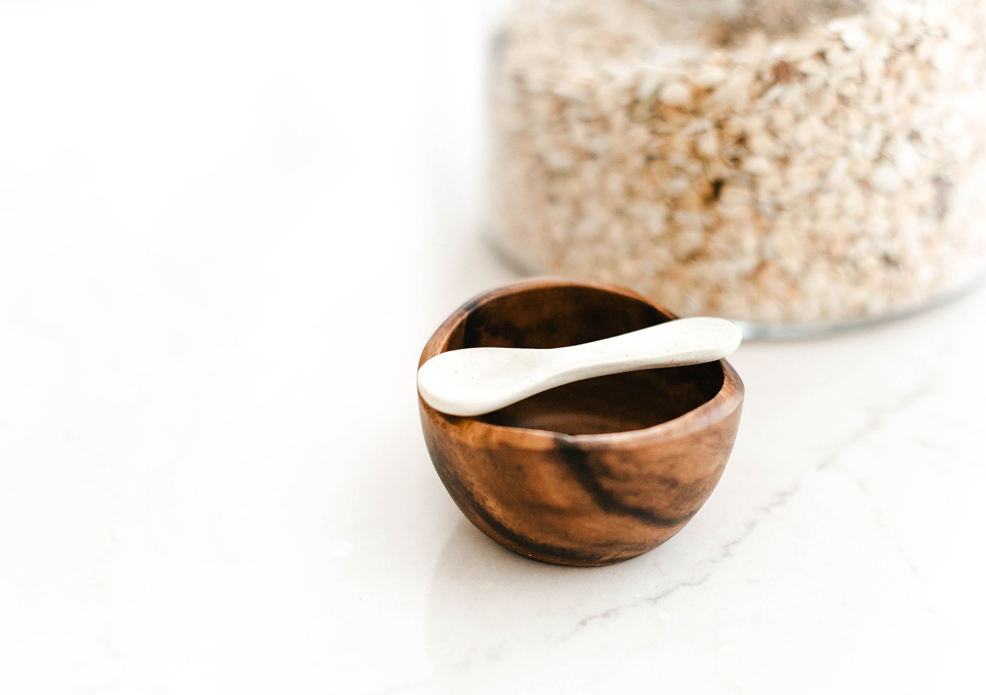 Acacia Wood Bowls